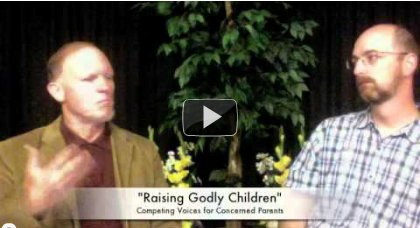 Raising Godly Children video promo 2