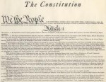 The Constitution, Dead or Alive?